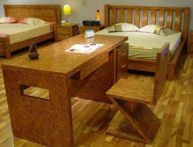 OSB板家具