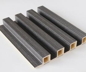 竹木纤维格栅板